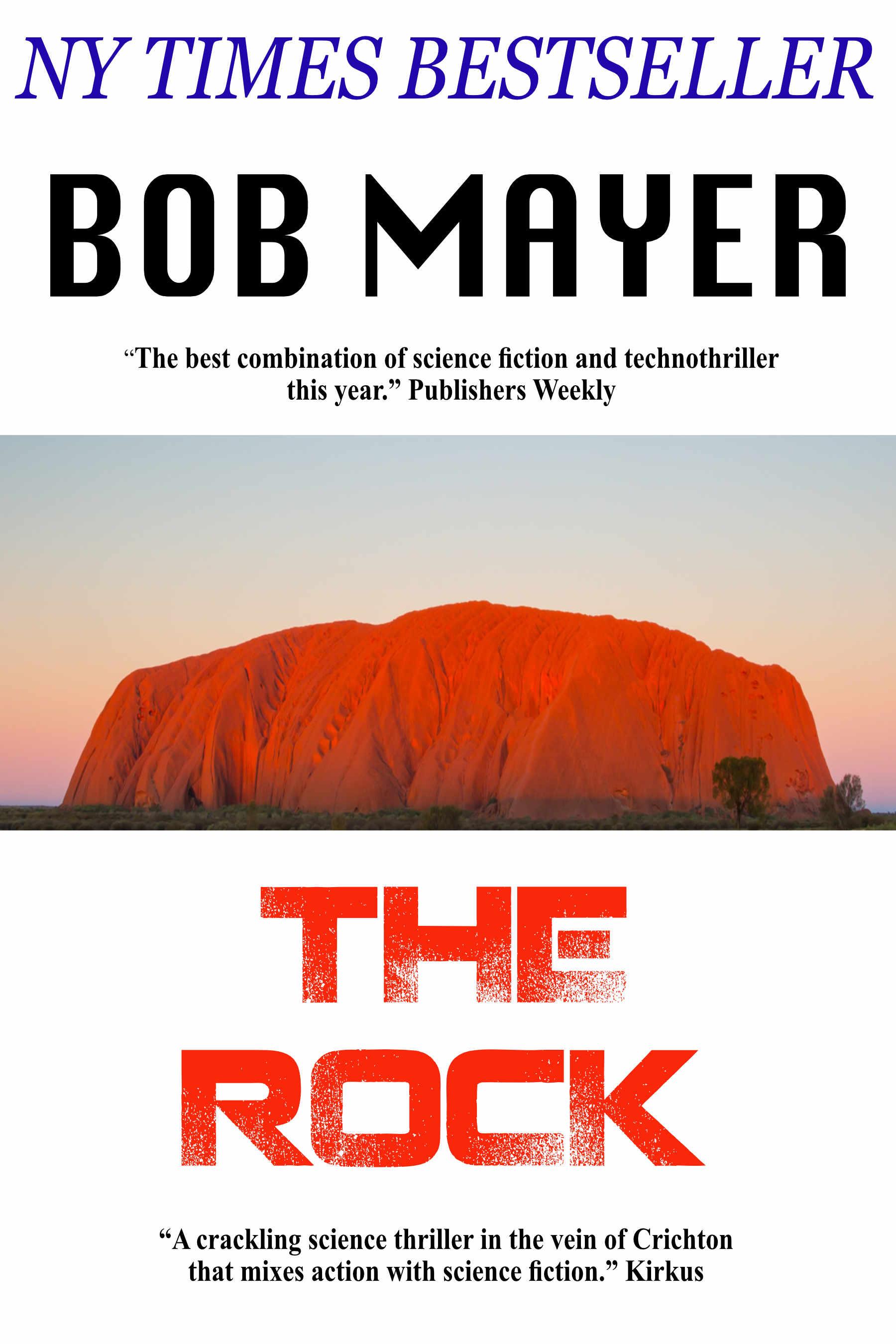 Fiction | Bob Mayer
