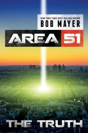 Area 51: Resurrection– and a cover contest