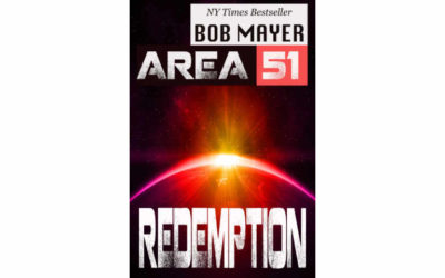 Publication Day (and Kindle Daily Deal): Area 51: Redemption
