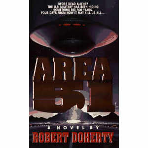 48 Hours Until Publication: Area 51: Redemption