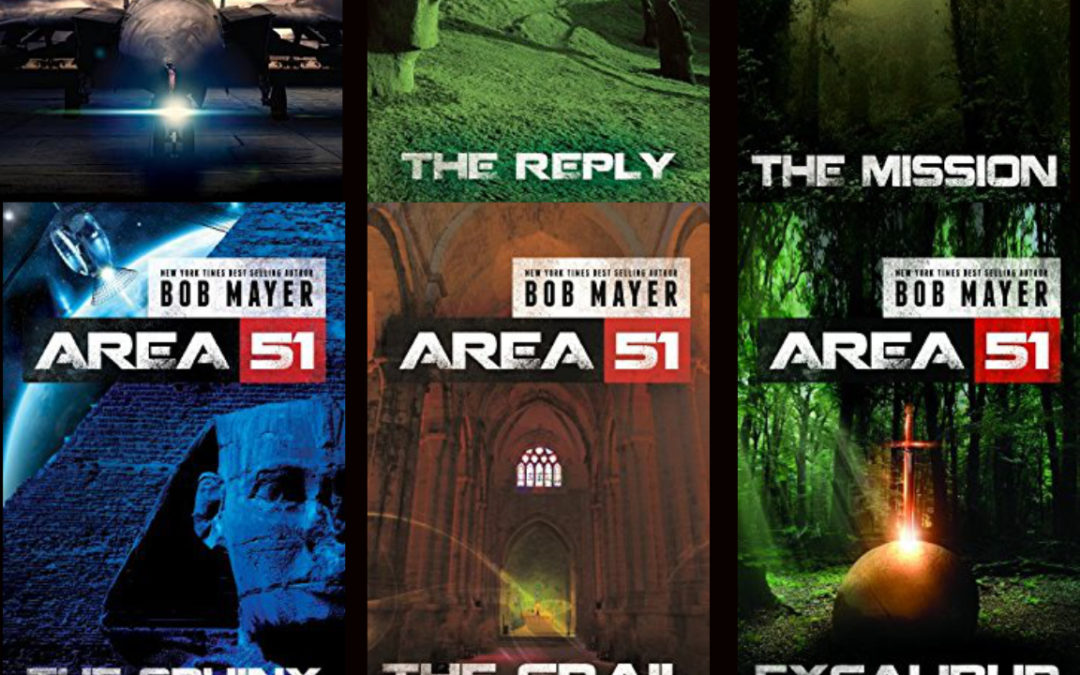 AREA 51 Series .99 All Month