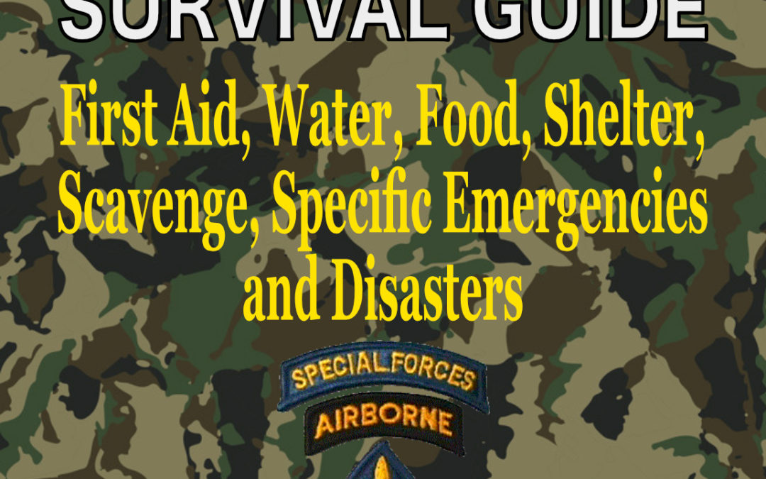 Day 170: 2020 Pandemic. FREE: The Green Beret Pocket-Sized Survival Guide