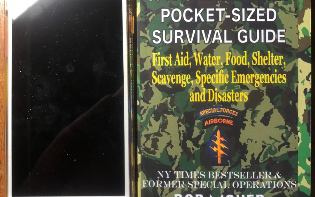 Day 65: 2020 Pandemic. Survival Guide is Free on Kindle; Getting Back To Water