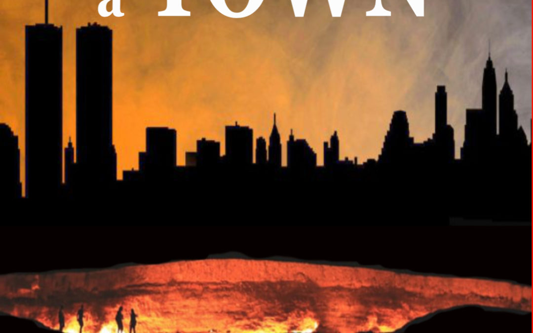 Day 97: 2020 Pandemic. Publication Day, Hell of a Town. Free: New York Minute