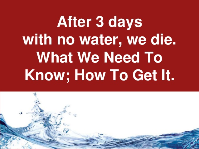 Day 294: Survival Preparation. Task 19 and 20. Basic and More Advanced Water Preparation