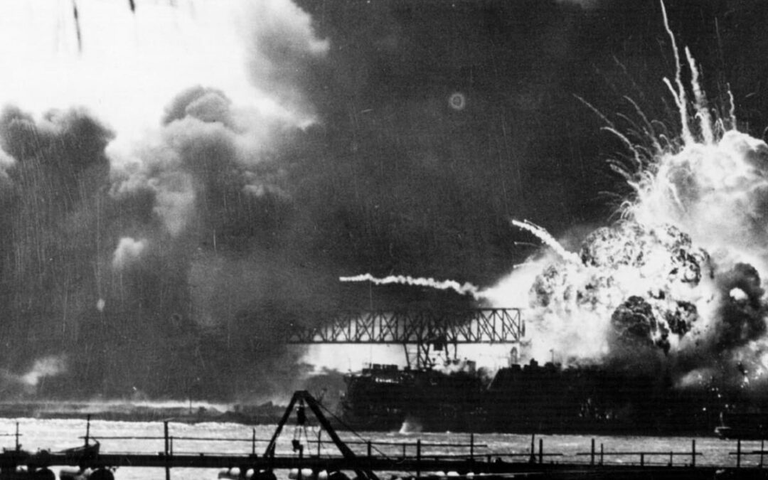 What Cascade Events/Misconceptions Led To Pearl Harbor?