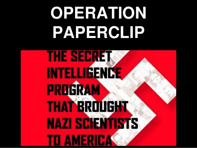 OPERATION PAPERCLIP: A Dark Chapter in our History