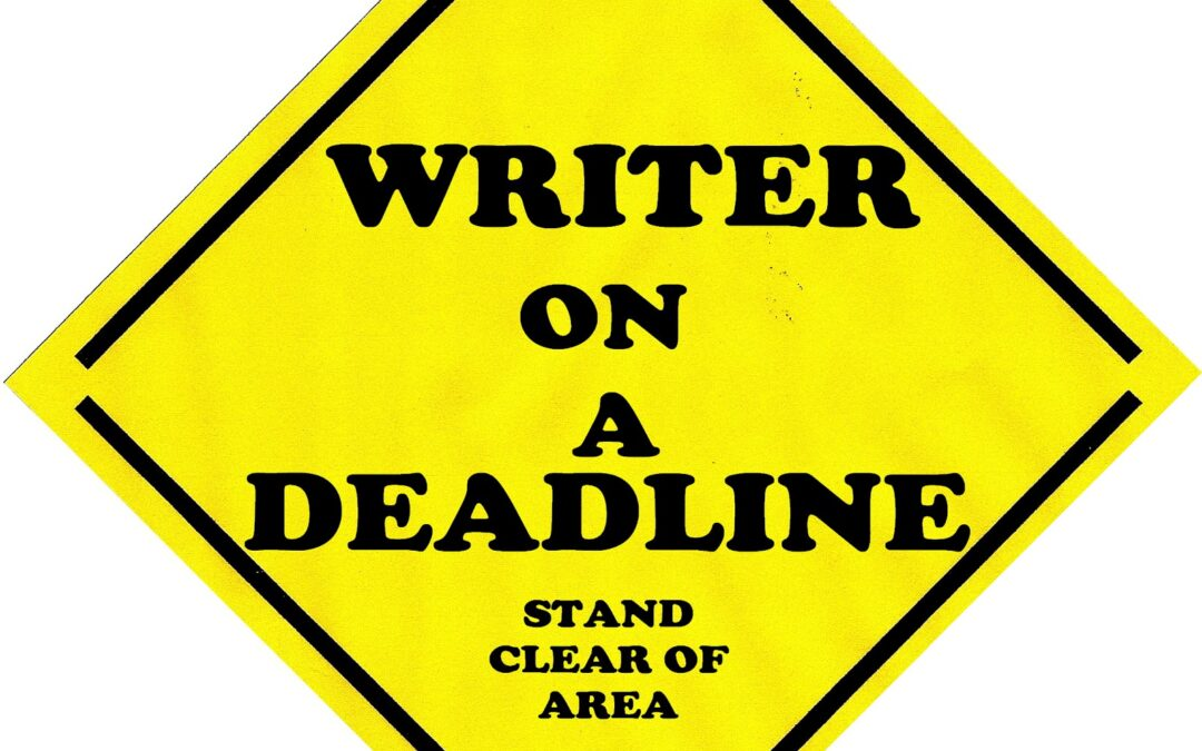 Creativity: The Positive and Negative of Deadlines